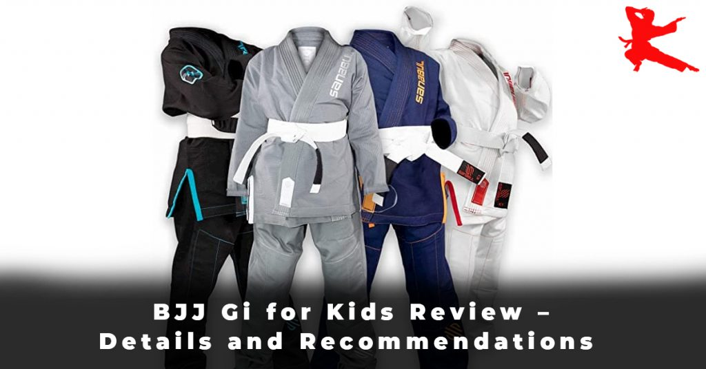 BJJ Gi for Kids Review – Details and Recommendations