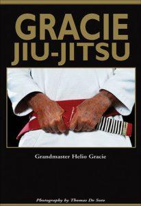 Gracie Jiu Jitsu Master text book by Helio Garcie
