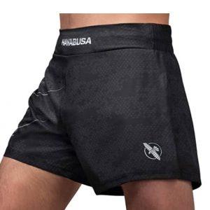 Hayabusa shorts.
