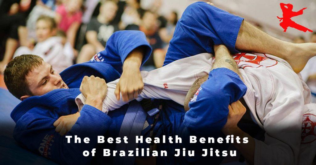 The Best Health Benefits of Brazilian Jiu Jitsu