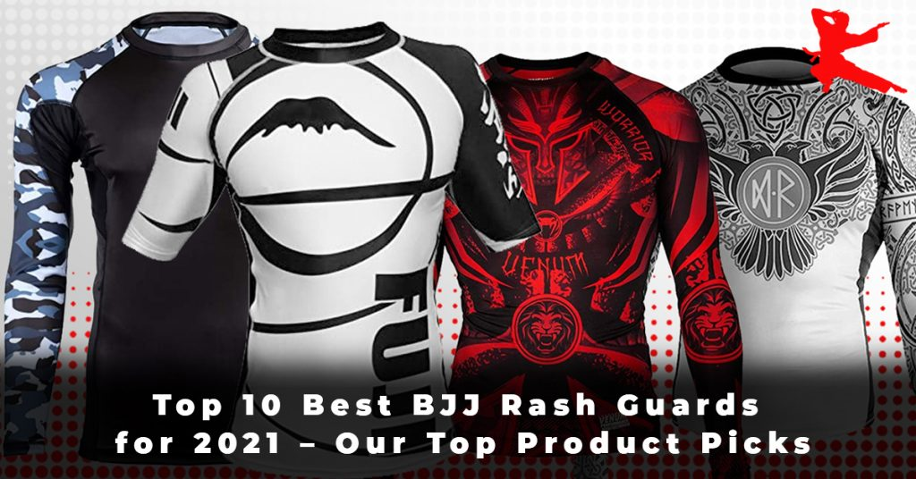Top 10 Best BJJ Rash Guards for 2021 – Our Top Product Picks