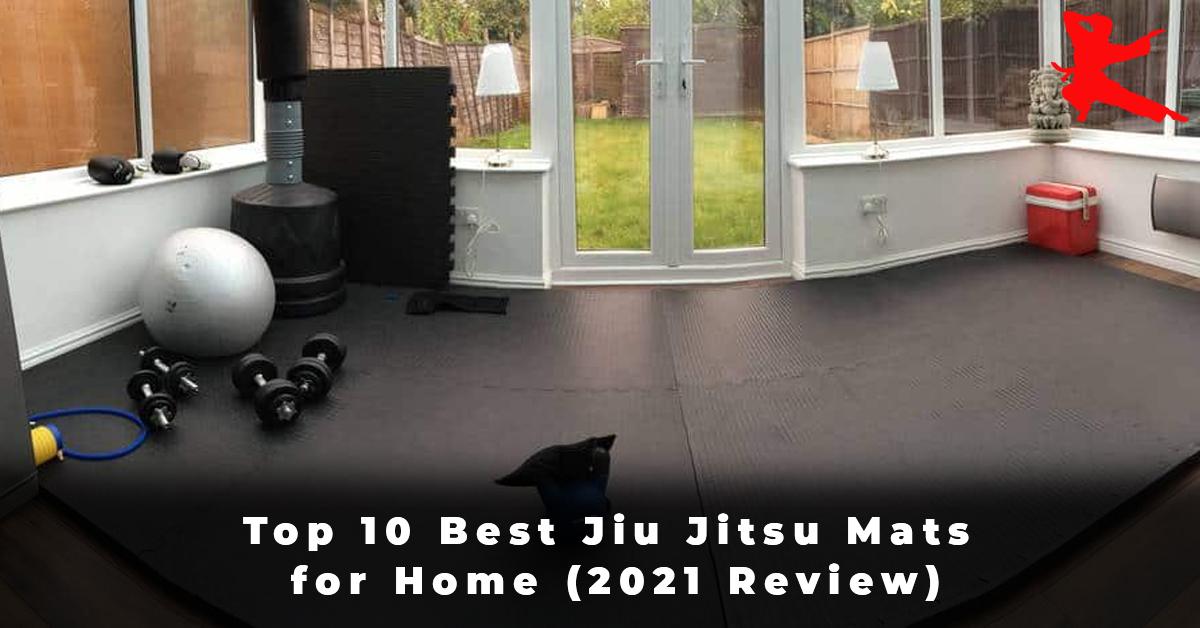 Top 10 Best Jiu Jitsu Mats for Home (2021 Review)