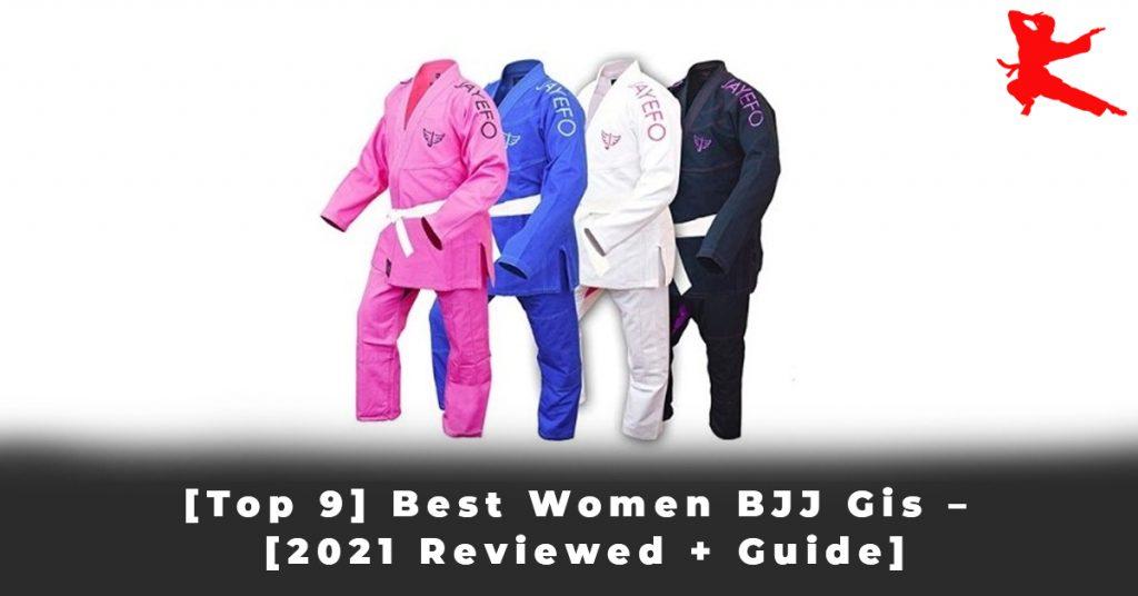 [Top 9] Best Women BJJ Gis – [2021 Reviewed + Guide]