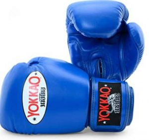YOKKAO matrix breathable muay Thai boxing gloves