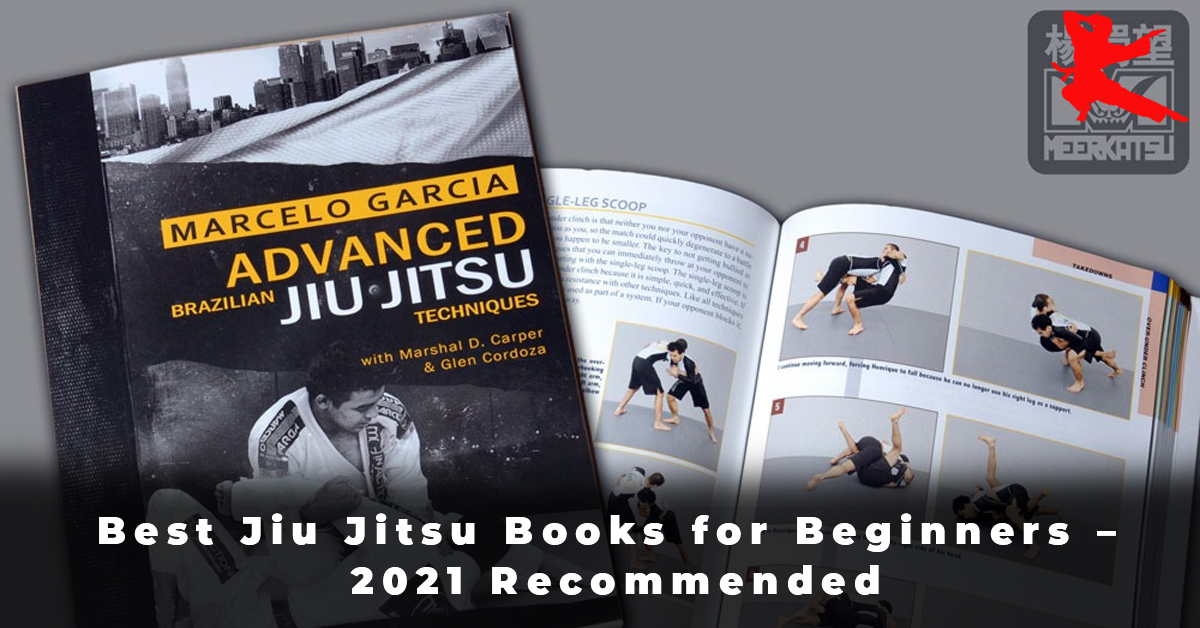 Best Jiu Jitsu Books for Beginners – 2021 Recommended