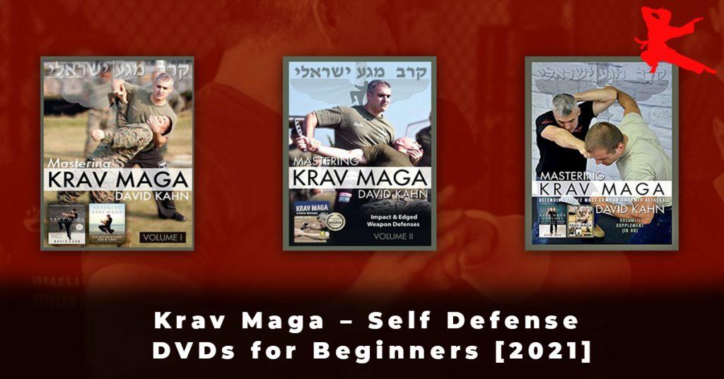 Krav Maga – Self Defense DVDs for Beginners [2021]