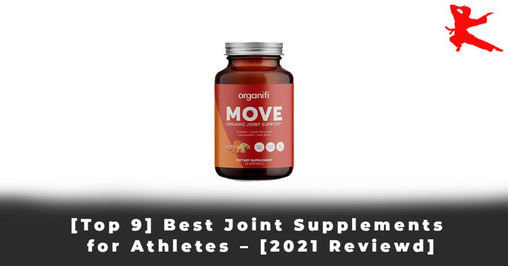 [Top 9] Best Joint Supplements for Athletes – [2021 Reviewd]