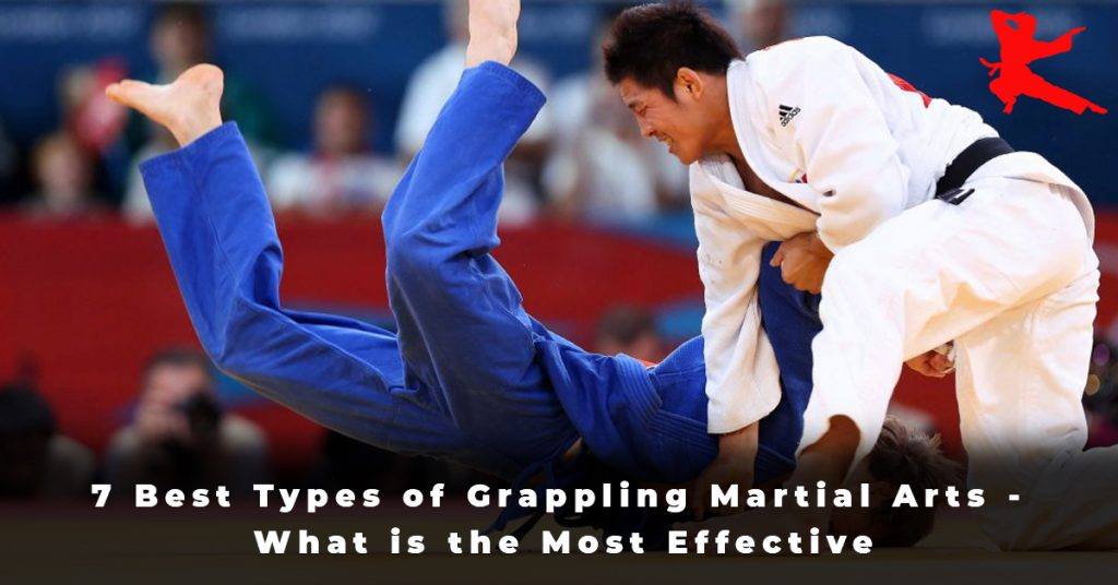 7 Best Types of Grappling Martial Arts - What is the Most Effective