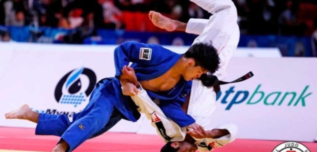Best Judo Throw