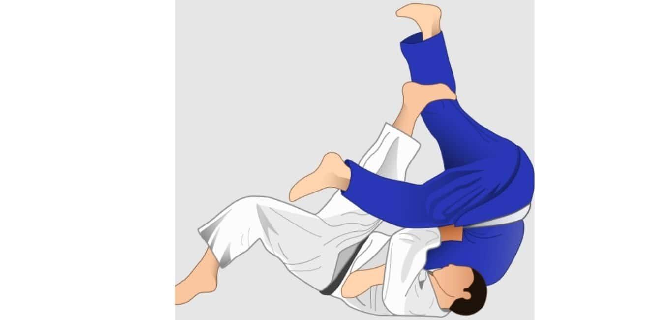 Corner Reversal Judo Throw