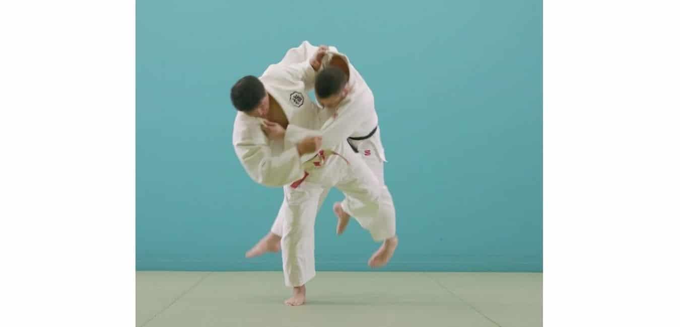 Sideways Judo Throws