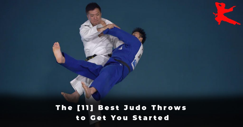 The [11] Best Judo Throws to Get You Started